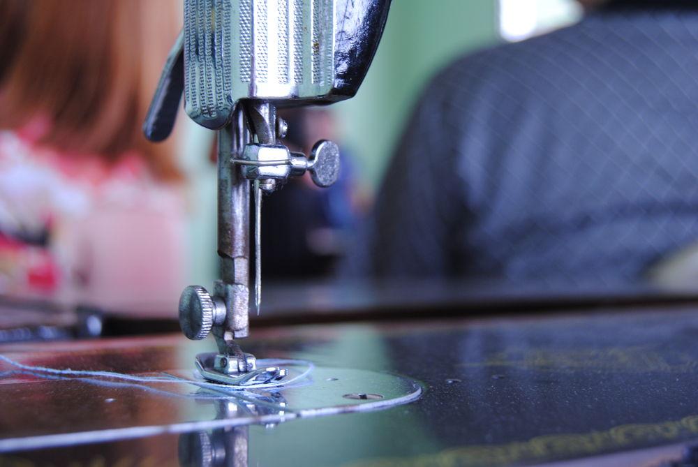 Sewing Machine by brandyfulton
