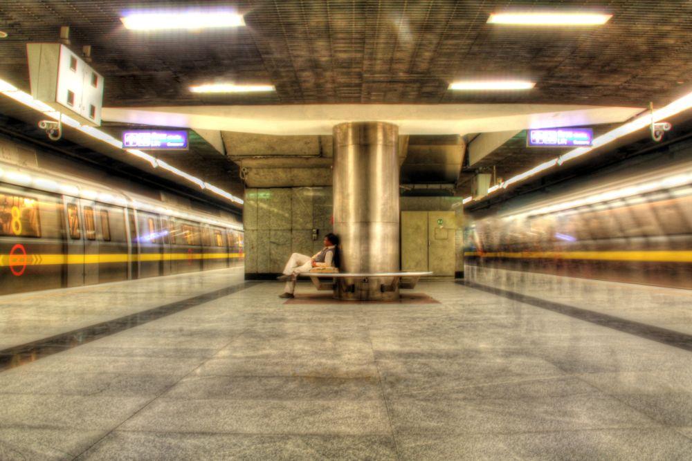 Metro Man by Ajinkya Kulkarni