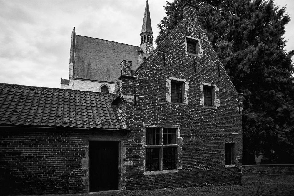 Groot begijnhof - LEUVEN by fotografiewilly