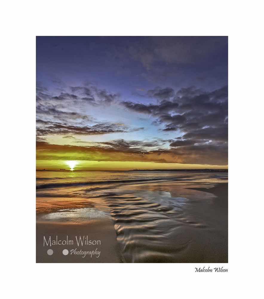Golden by Malcolm Wilson