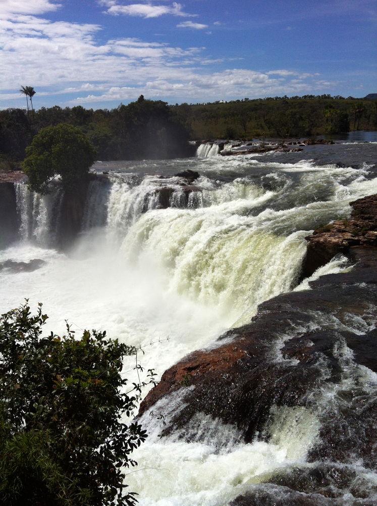 Cachoeira da Velha - Jalapão - Tocantins - Brasil by amanvf