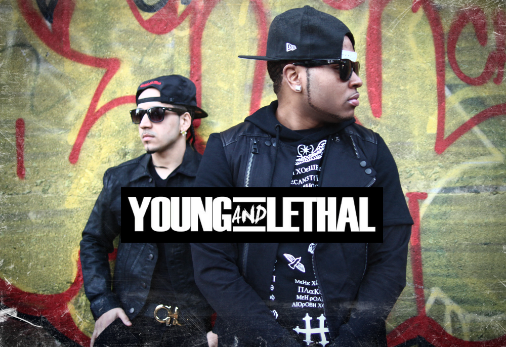 young&lethal by Dale Lamar