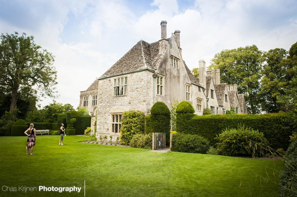 Avebury Manor by Chas Krijnen