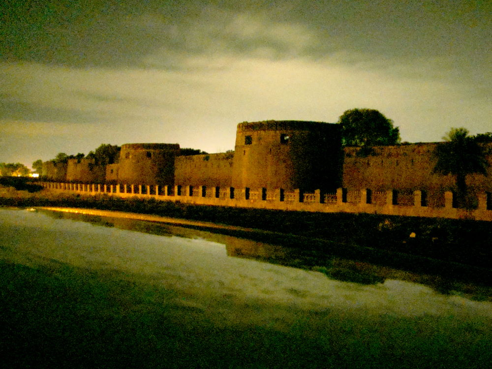 The Fort by Harshad Sanghavi