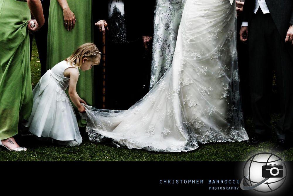 Innocent Bridesmaid by Chris Barroccu