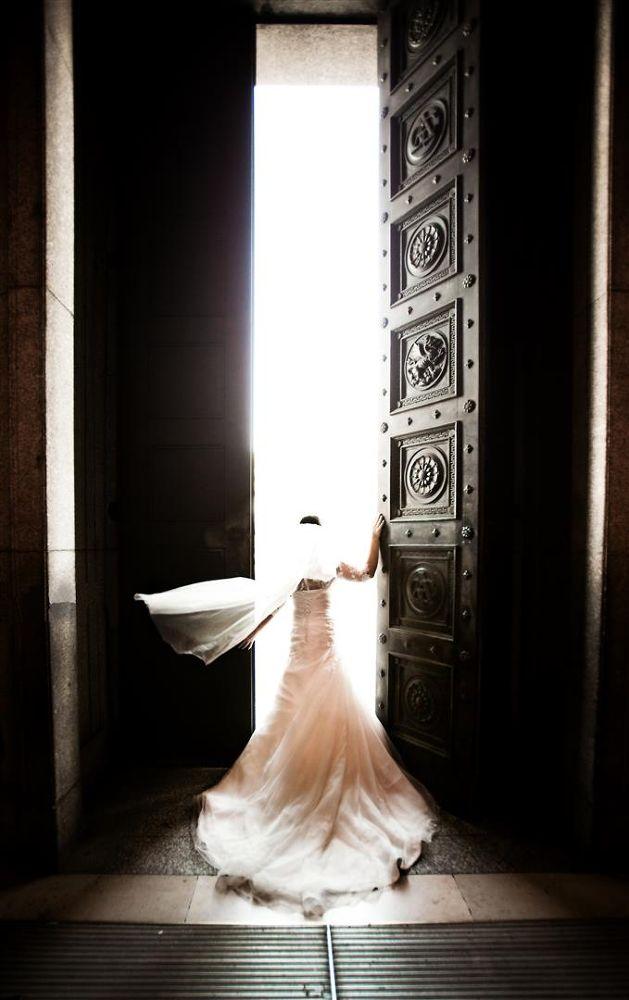 The Bride by Chris Barroccu