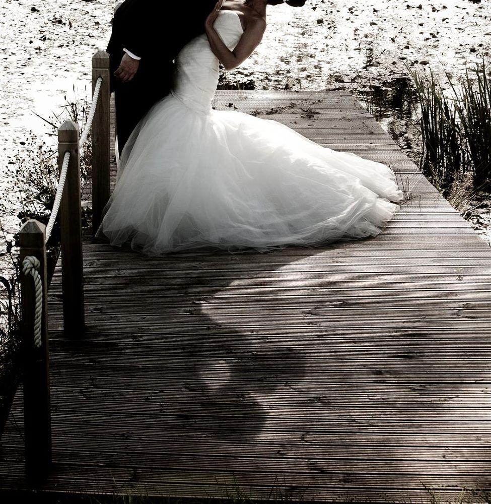 Wedding Sunset by Chris Barroccu
