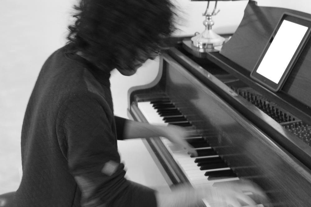 Pianist by Erol Hasan
