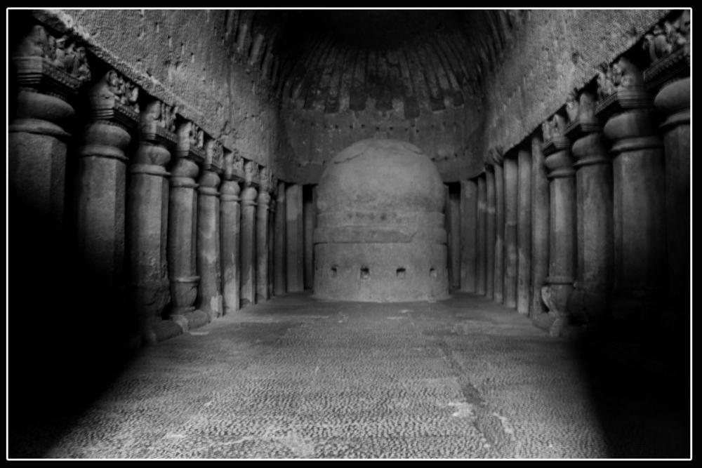 Carved History by SagarWaradkar