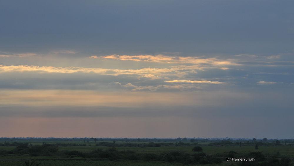 Beautiful Evening Sky. by Hemen