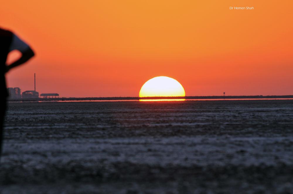 SUN SET by Hemen