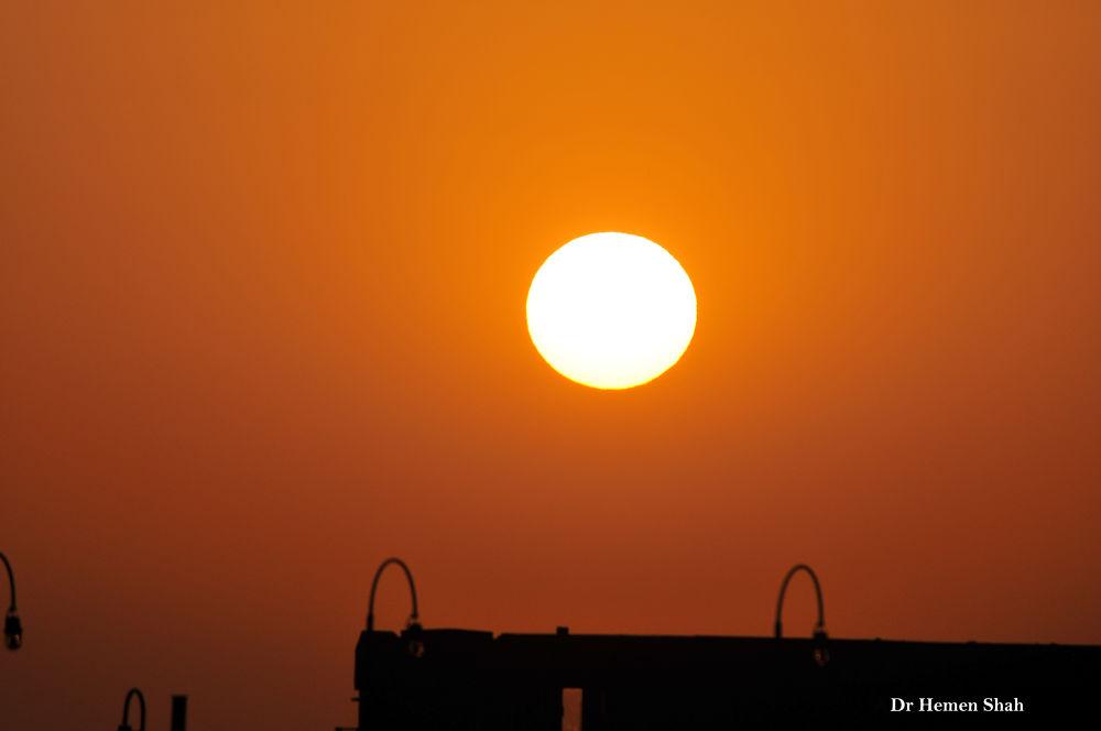 The Rising Sun. by Hemen