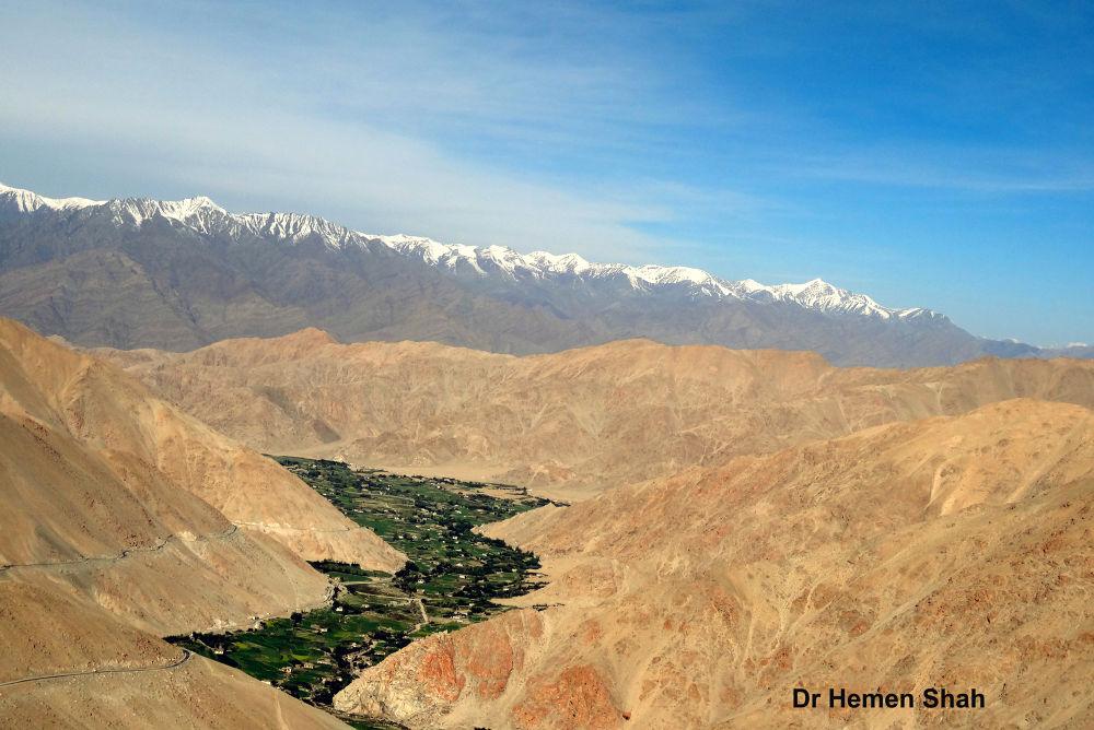 Beautiful Ladakh. by Hemen