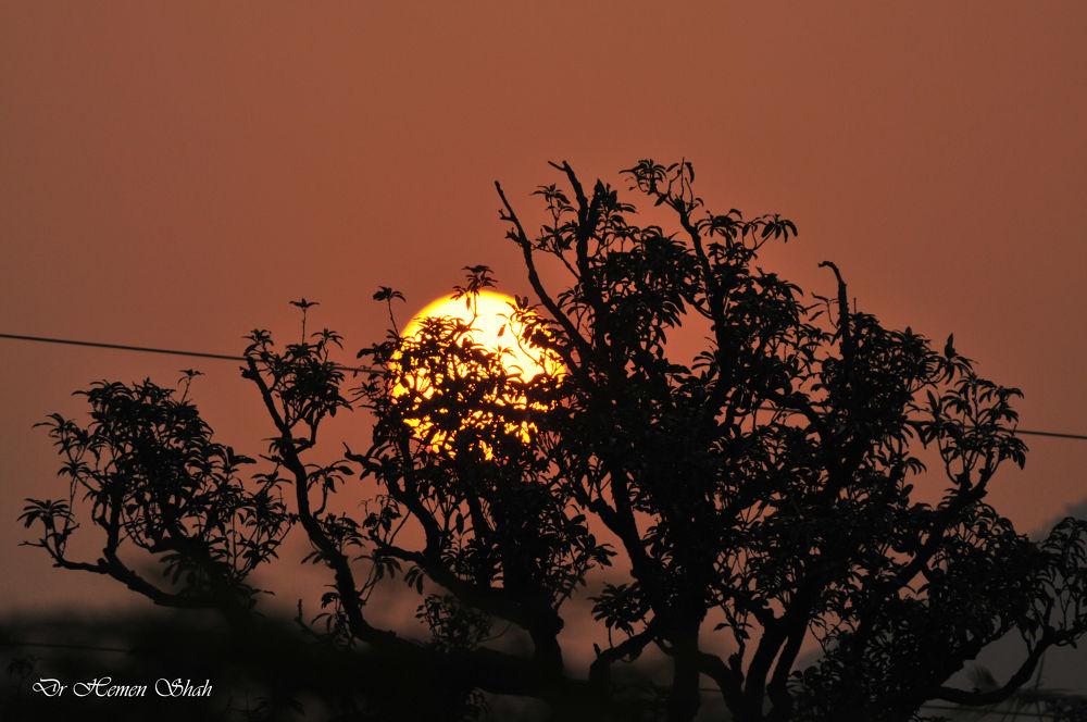 Sunrise. by Hemen