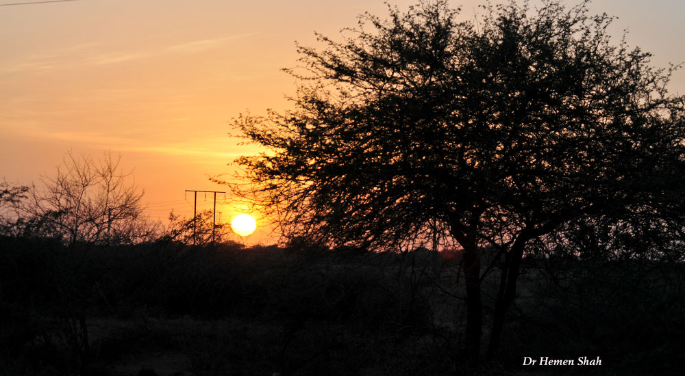 SUN SET. by Hemen