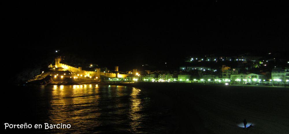Tossa nocturna.JPG by PortenyoBarcino