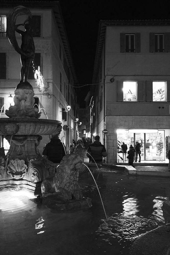 The Town by Luca Belogi