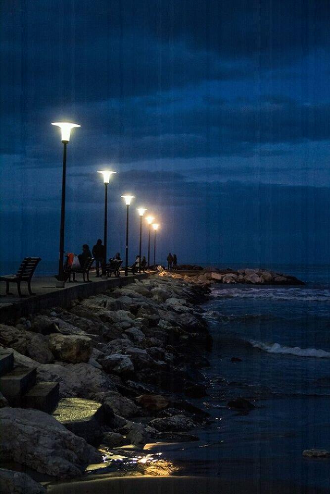 Adriatic Sea by Luca Belogi