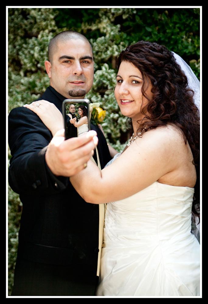 Photo in Wedding #selfie #wedding