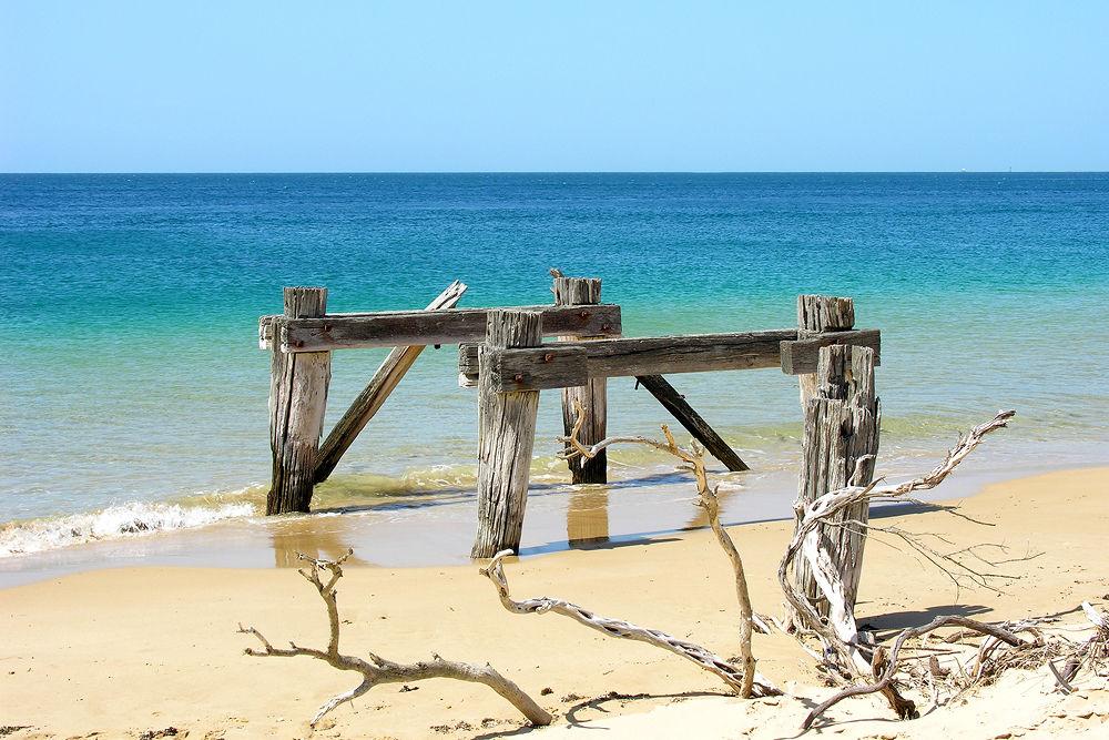 Forgotten Pier  by Matt Robertson