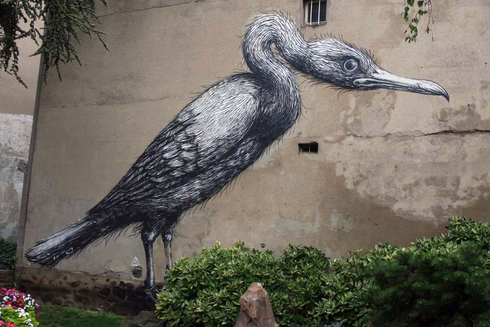 ROA @ Vitry by Ziffy