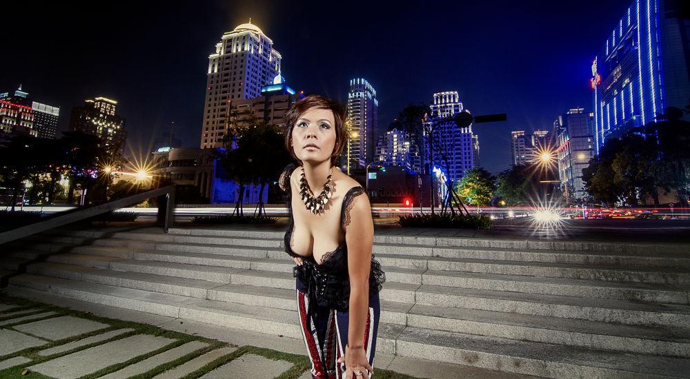 City Nights by Gary G Films 迎光攝影 婚紗 婚禮