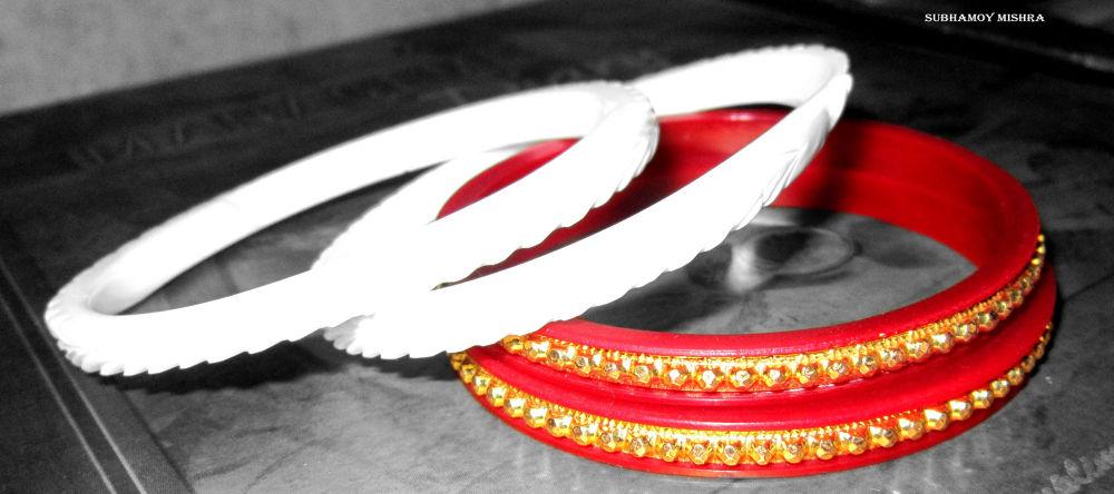 ornaments of hindu bride by subhamoy mishra
