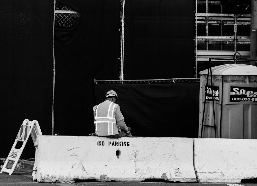 Photo in Street Photography #no parking street los angeles