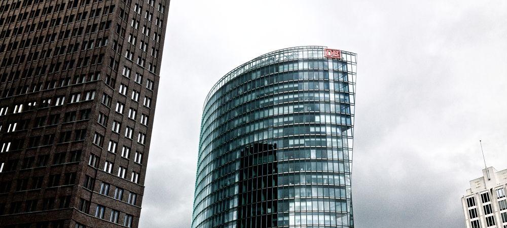 Towers at Potsdamer Platz . Berlin by alirezarezvani