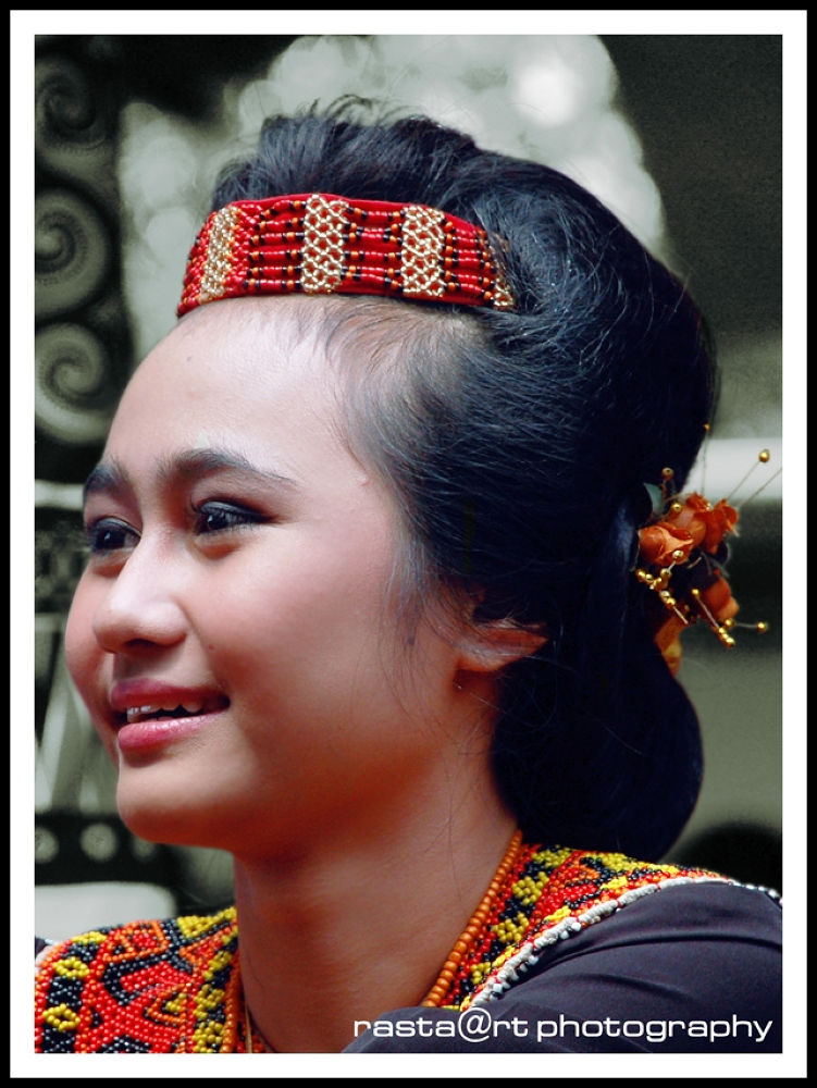 the girl of Tana Toraja by Nadi