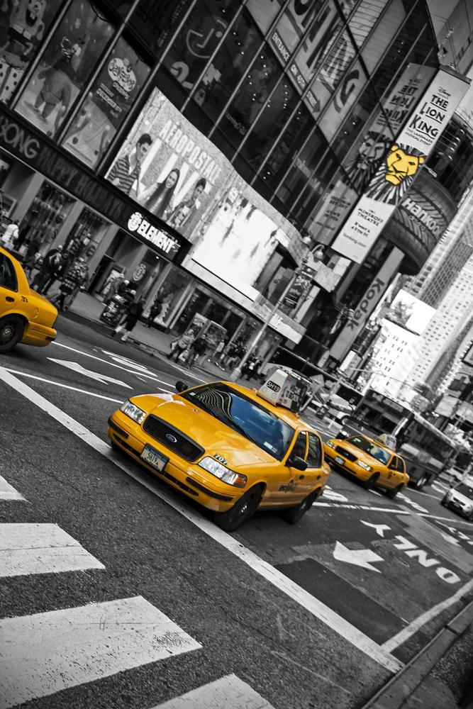 Taxi 1 by SteveGreen