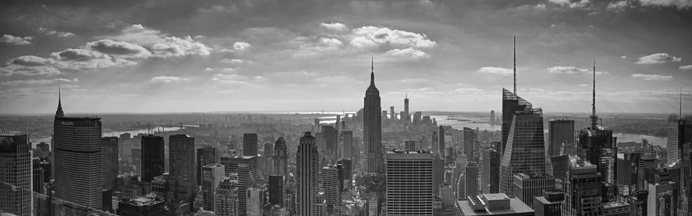 NYC Panorama  by SteveGreen
