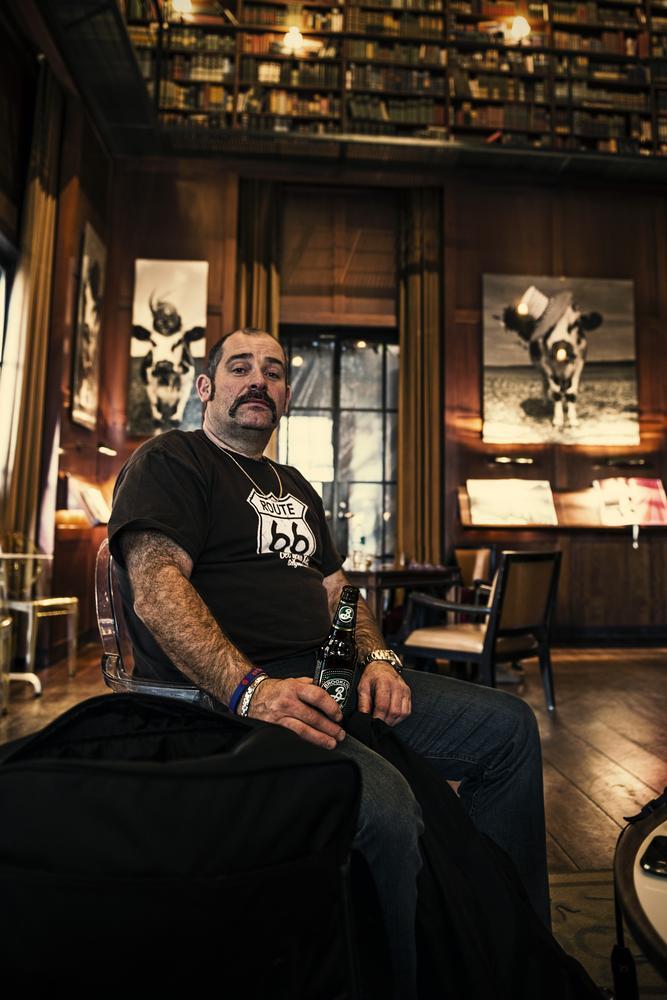 A Man Walks Into A Bar...... by SteveGreen