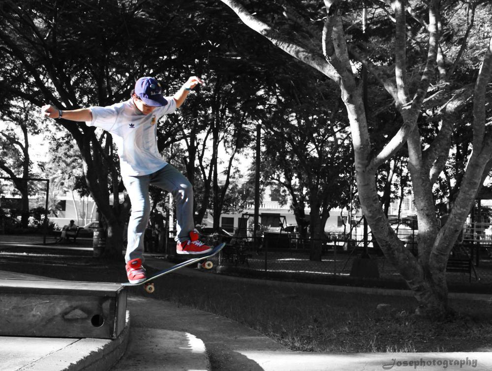 Skate Time by Joseph Gomez