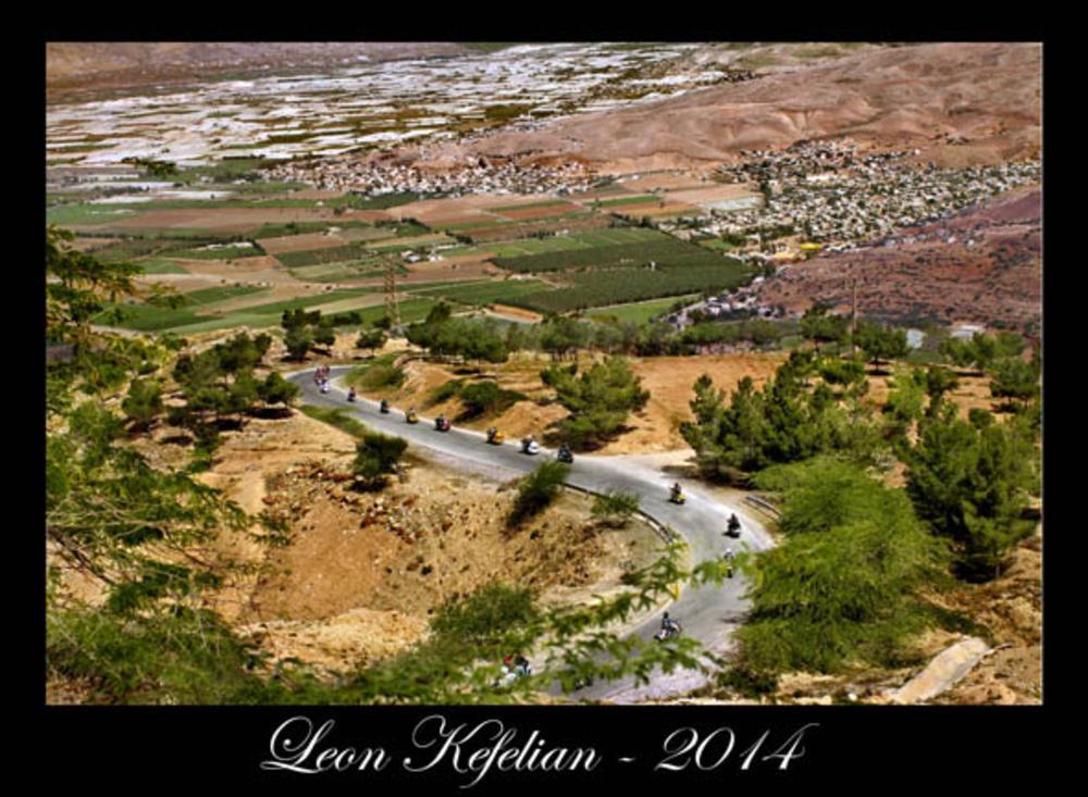 Jordan 2014 by Leon Kefelian