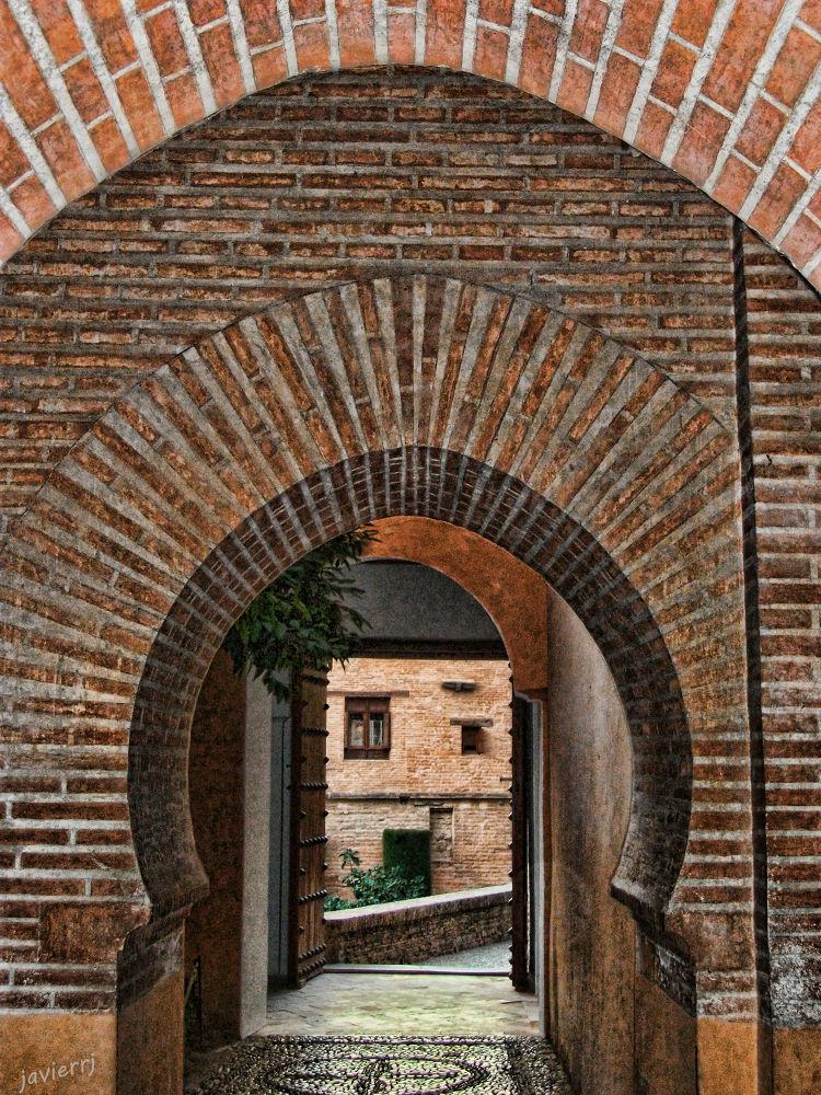 Photo in Architecture #alhambra #generalife #granada #monumentos