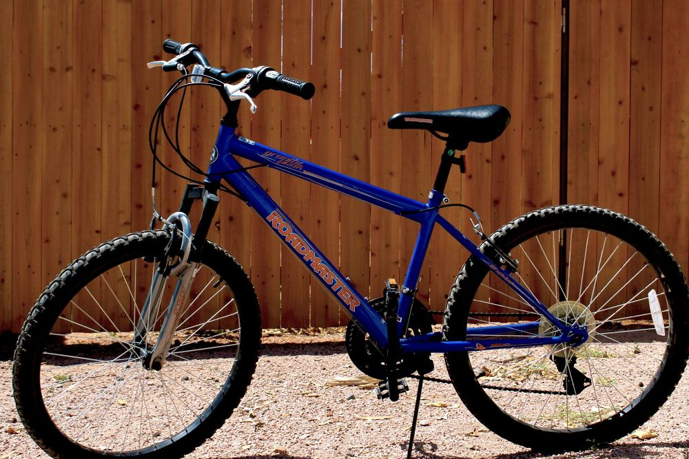 Bike 2 by Noah Hunter