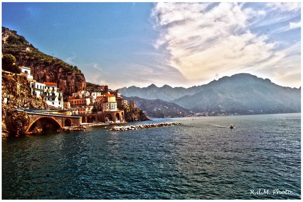 Vista di Amalfi by rdmarco69