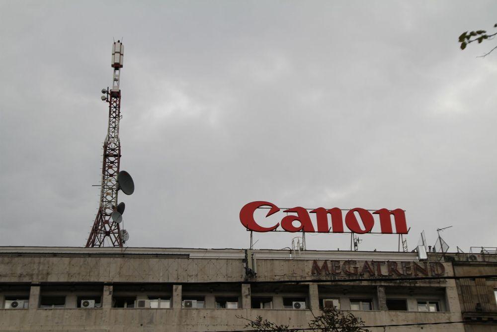 Canon Megatrend Belgrade by Andonis Iliakis
