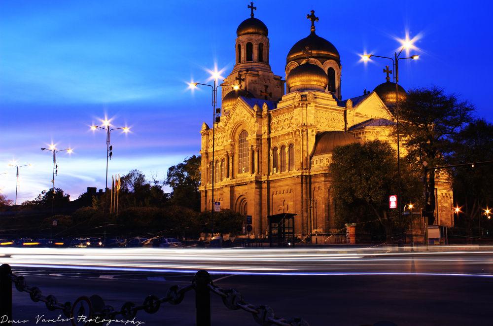 Cathedral Varna by Denis Vasilev