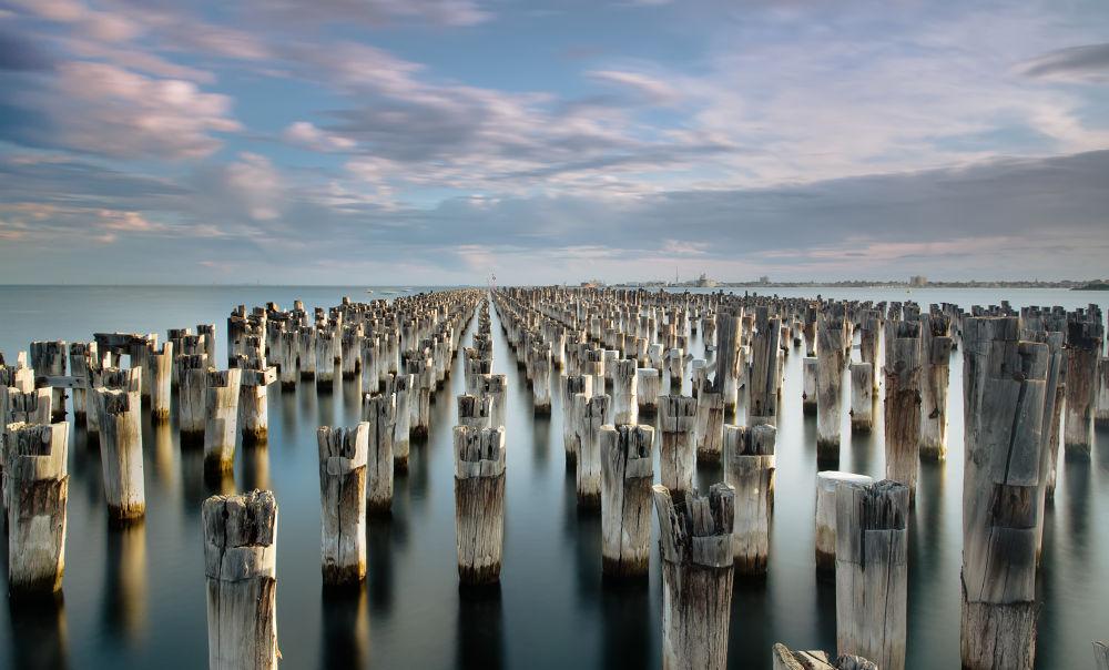 Port Melbourne by James Zhen