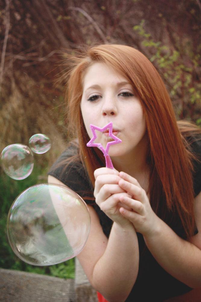Bubbles! by Andrea Lowe