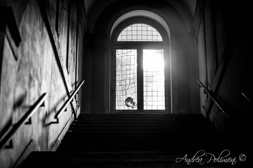 Light outside the asylum by AndreaPolimeniPH