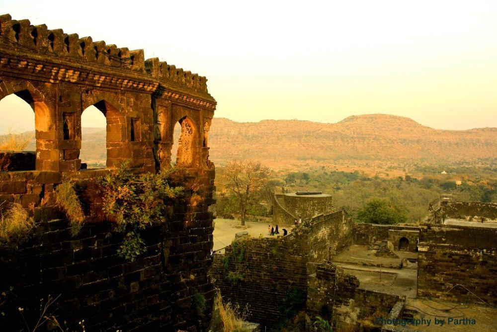 Daulatabad Fort by ppchatt21