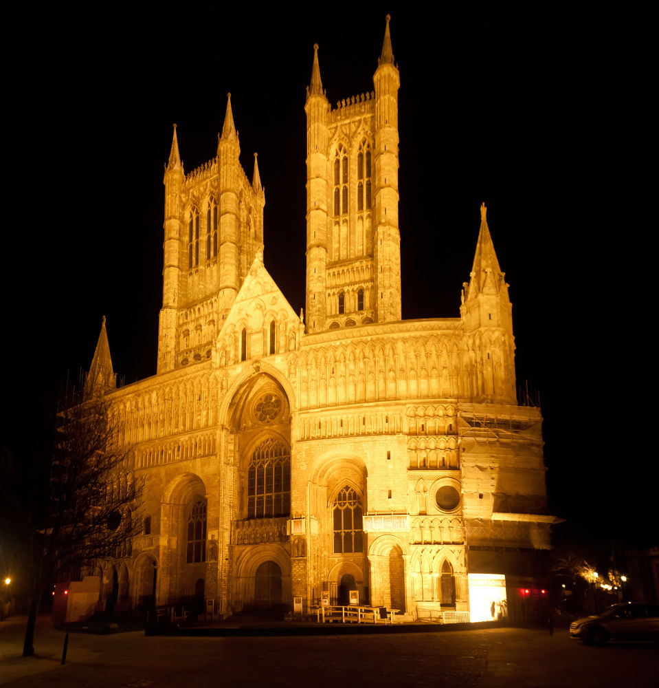 Lincoln Cathedral by Ben Lucas
