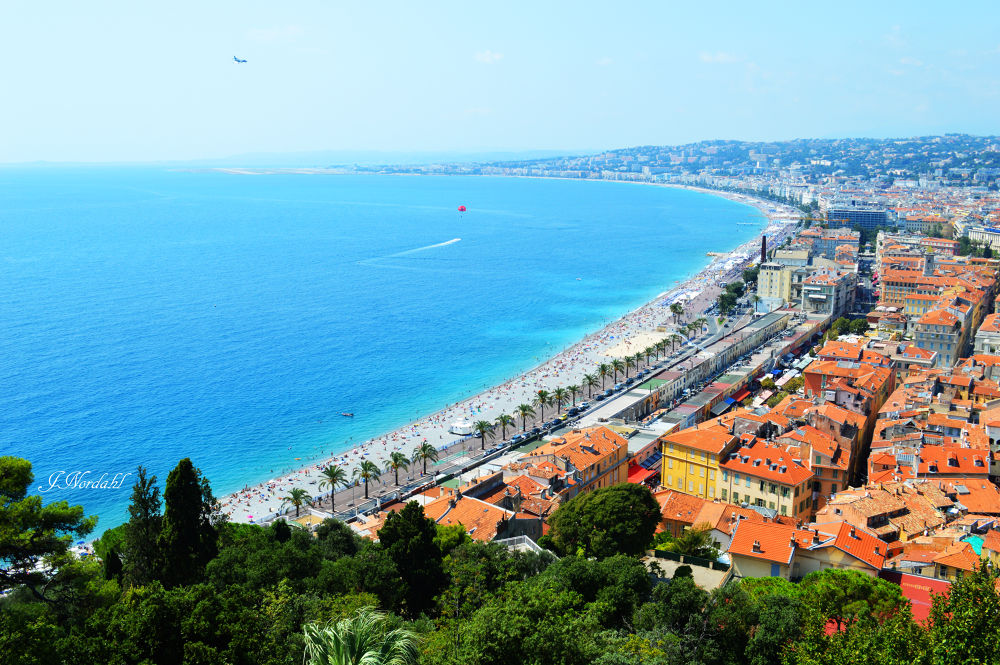 Nice, France by Jesper Nordahl