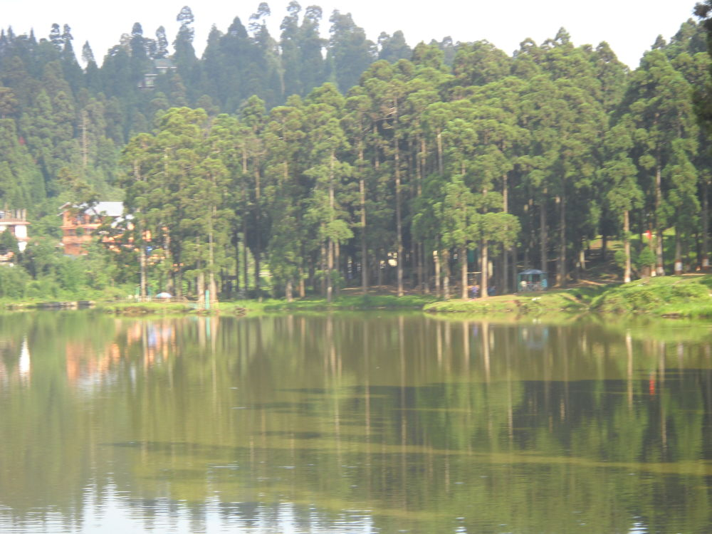 Mirik lake by munia03