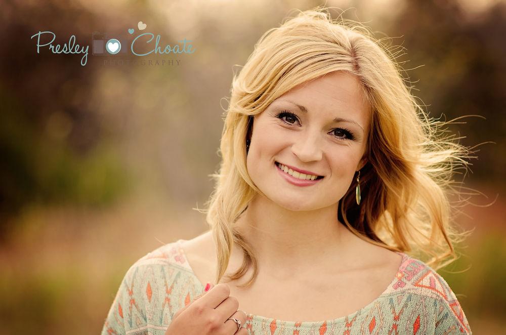 Senior girl! by Presley Choate
