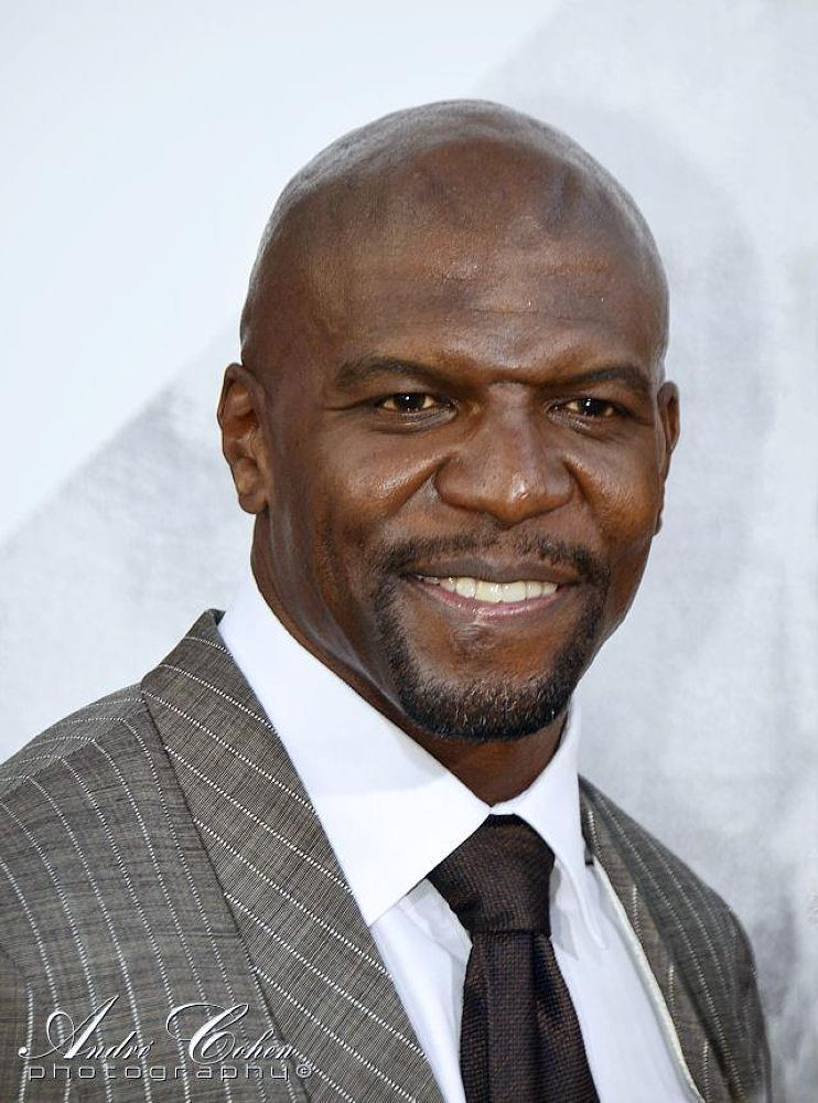 Terry Crews - By Andre Cohen Photography © by Andre Cohen