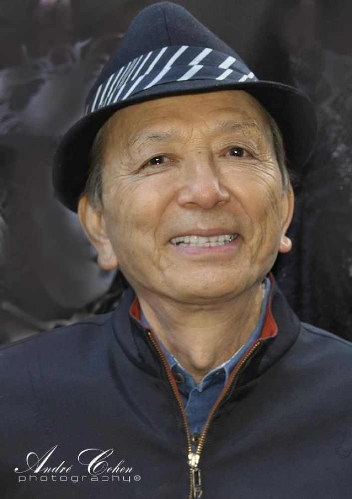 James Hong by Andre Cohen